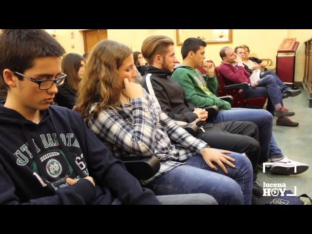 Vídeo: Proyecto Ágora: Propuestas juveniles para la igualdad de género