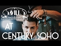 Savills Barbers at The Century Club feat The Great British Grooming Co