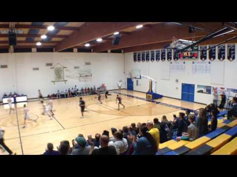 Pusch Ridge vs The Gregory School