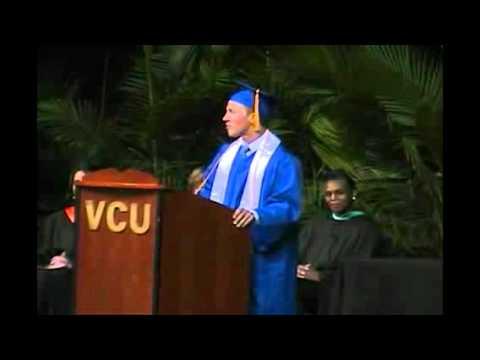 The Next Eminem - Best Graduation Rap Speech Ever