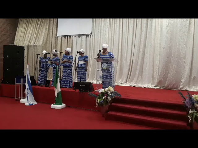 Pastor Mrs. Vida Otchiere | Maintaining Marriage