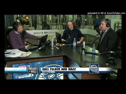 Cam Neely interview on WBZ-FM - March 2, 2017