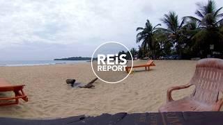 Arugam Bay beach, Arugam Bay, Sri Lanka | Kijk rond in 360°