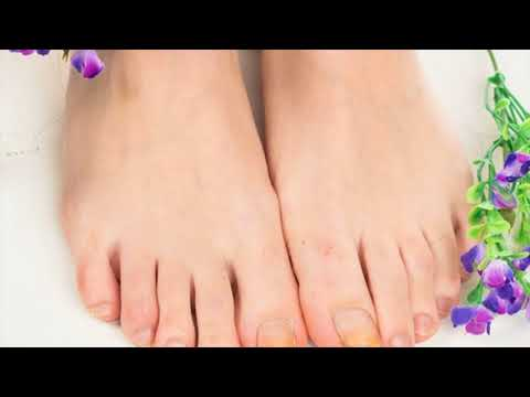 Treat Nail Fungus With Liquid Bleach- How To Do At Home