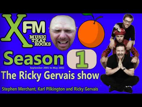 The Ricky Gervais Show - XFM: season 1 - episode 11