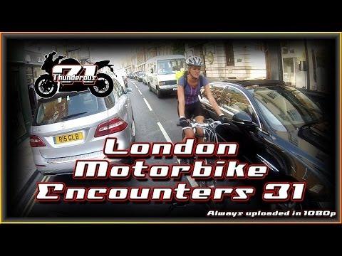 London Motorbike Encounters 31 - Peek a Boo! + WeeemRCB