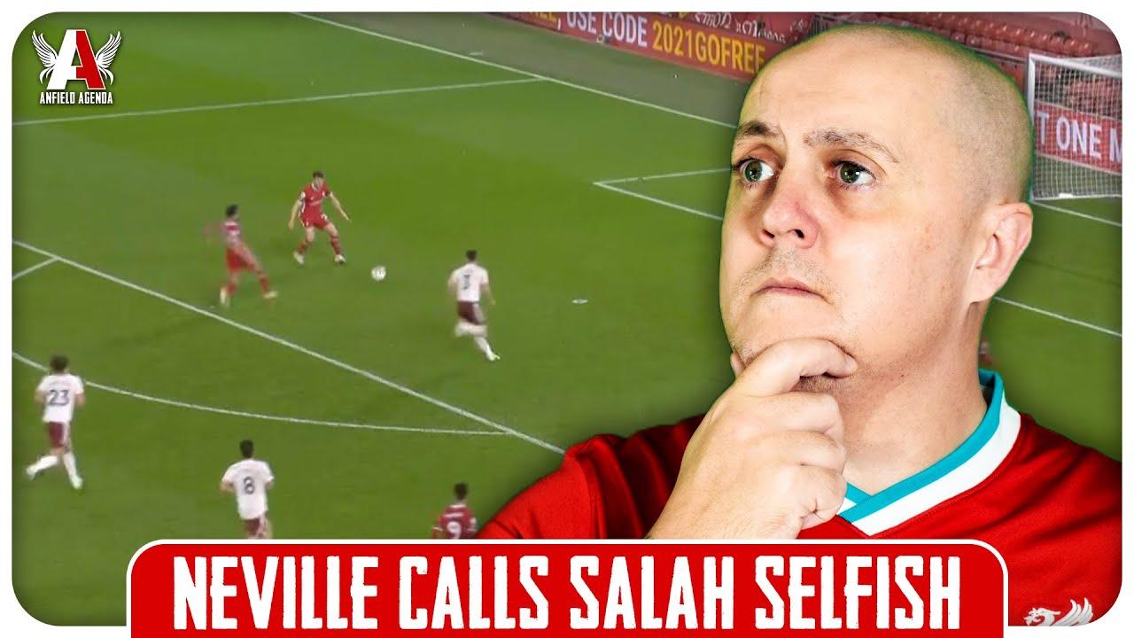IS MO SALAH GREEDY?