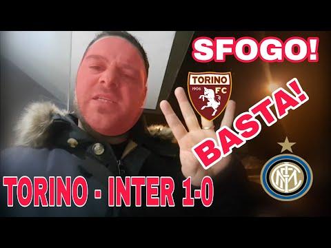TORINO-INTER 1-0! ( SFOGO) ESONERATE SPALLETTI ! BASTA *incavolato