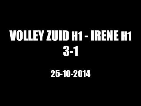 Volley Zuid HS 1 Irene HS 1