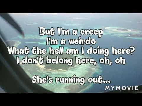 radiohead-creep-(lyrics)