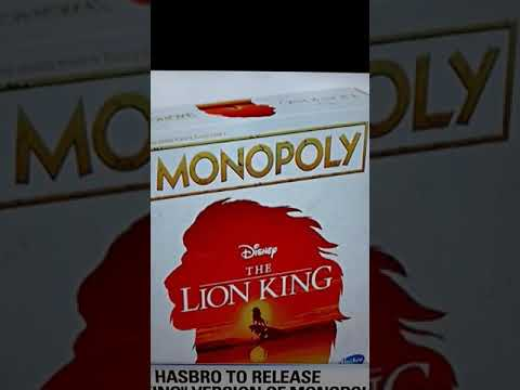 Josh - Monopoly Is Releasing A Lion King Themed Version Of The Board Game