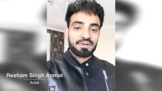 Resham Singh Anmol Bite - Song Bhabhi Thodi Endaa | Coming Soon