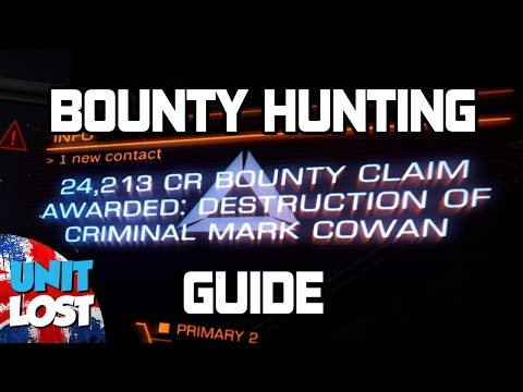 Elite: Dangerous Bounty Hunting Guide! - Resource extraction sites