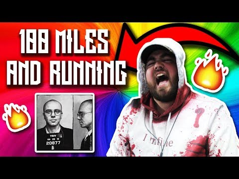 """Rapping Logic's *FAST VERSE* On """"100 Miles And Running"""""""