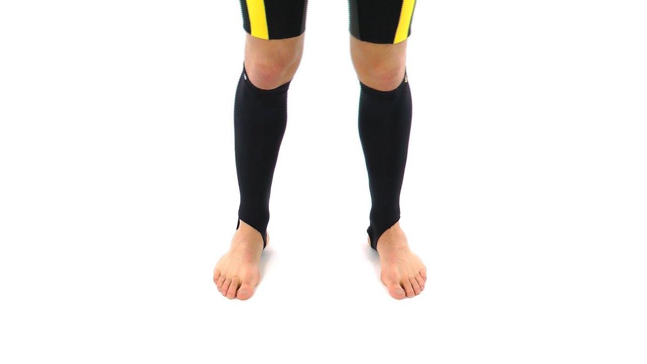 compression calf tights