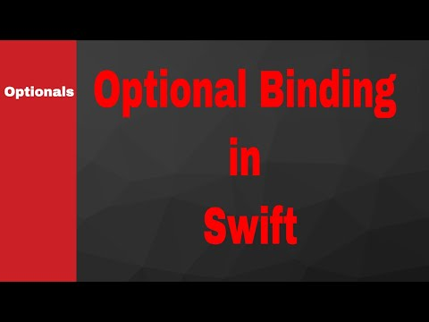 Lecture - 9 | What is Optional Binding? #swift #iOS thumbnail