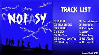 [Full Album] StrayKids (스트레이 키즈) - NO EASY