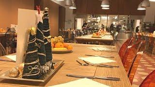 Изысканные блюда подают в столовой для бездомных в Милане (новости)