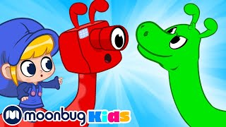 My Magic Pet Morphle - Orphle and the Dinosaurs! | Full Episodes | Funny Cartoons for Kids