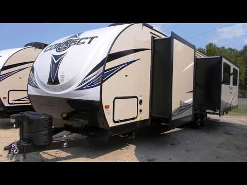 New 2018 KZ RV Connect® C312RKK Trailer For Sale in Athens, Texas