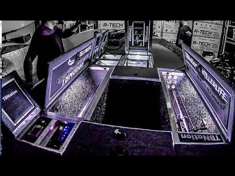 ALL- WOOD Bass Boat Deck - UltraLite: Jon Boat To Bass Boat Conversion
