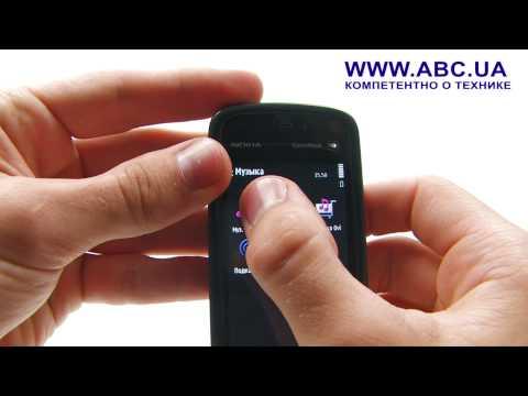 Обзор смартфона Nokia 5800