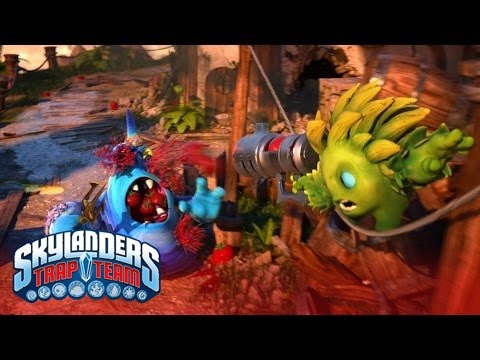 "Official Skylanders Trap Team:  ""Inside The Trap"" Trailer l Skylanders Trap Team l Skylanders"