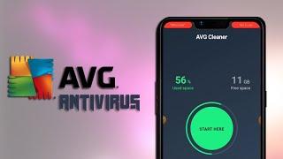 AVG Cleaner | Junk Cleaner | Memory | RAM Booster | 2021 screenshot 1