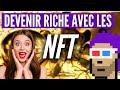 CRYPTO: NFT, la nouvelle ruée vers l'or ?