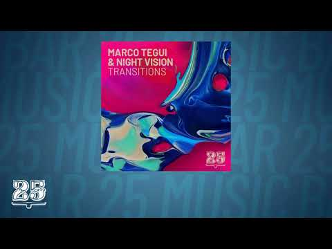 Marco Tegui, Night Vision feat. Starving Yet Full - Save Me (Original Mix) [BAR25-104]