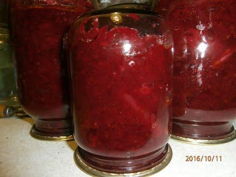 Заготовки на зиму Заправка для борща с томатной пастой