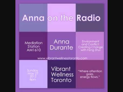 Anna on the Radio: Environment and Conflict, Part 3