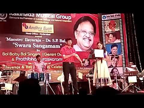 Eureka Sakamika Karthik Ilayaraja Musical Night