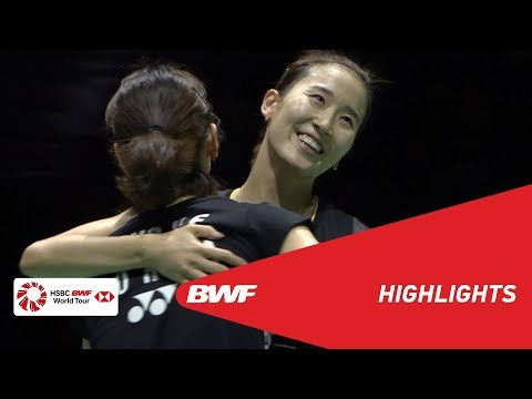 YONEX Swiss Open | WD Finals Highlights | BWF 2019 Mp3
