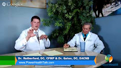 Alcoholic Neuropathy | Dr. Martin Rutherford | Dr. Randall Gates | Power Health Talk
