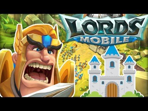 JE PARS EN GUERRE ! - Lords Mobile