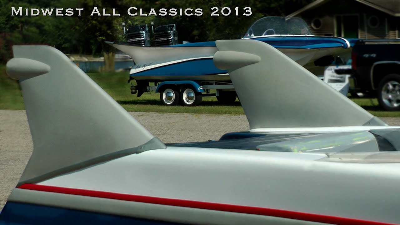 Midwest All Classics Boat Show 2013 - YouTube