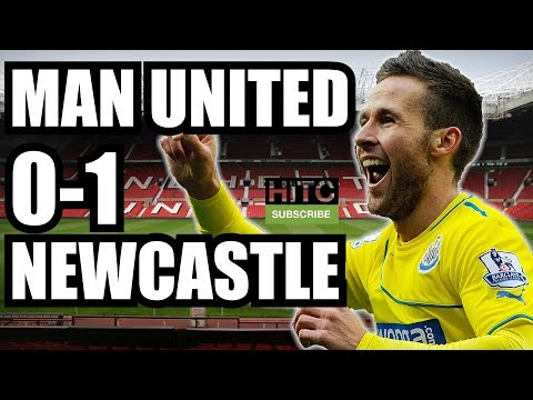 MAN UNITED 0-1 NEWCASTLE  | Where Are They Now?