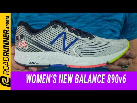 Women's New Balance 890v6   Fit Expert Review