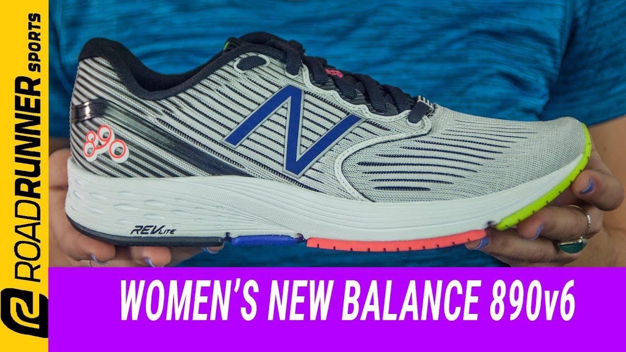 Women's New Balance 890v6 | Fit Expert Review