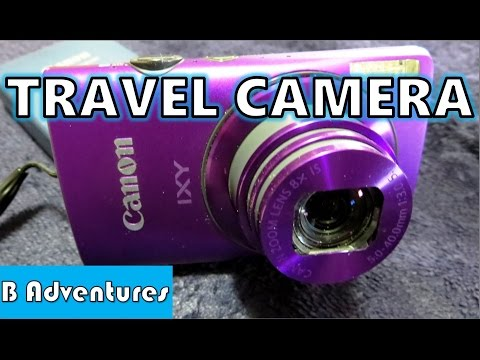 Canon IXUS 230 HS, Travel Camera Review (IXY, ELPH Powershot