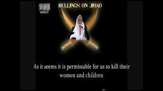 Why did Ibn al-Uthaymeen say that we can kill women and children in Jihad? - Dr. Haitham al-Haddad