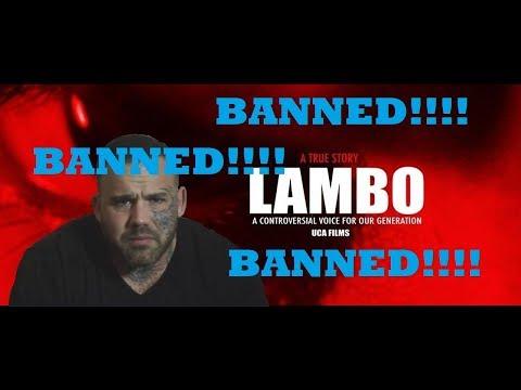 Aarron Lambo  'LAMBO' movie now BANNED ... A court order