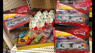 Disney Cars 3 Toys Hunt & Jurassic World Fallen Kingdom Toys Kinder Eggs 🔴 Live Toy Hunting