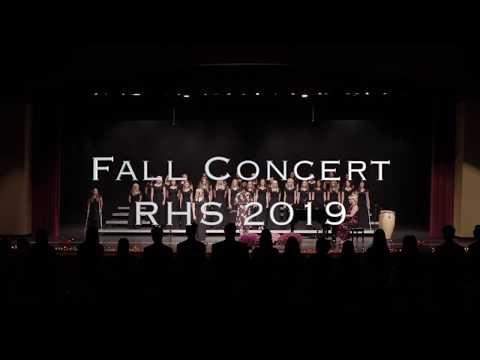 Ross High School Fall Concert 2019