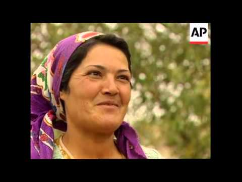 Effect of Afghan war on people of Uzbek border