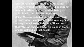 Fakin Jacks Exposing More details about Master Wali D  Fard Muhammad
