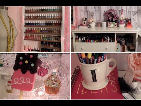 My Makeup Room Tour Dulce Candy Youtube