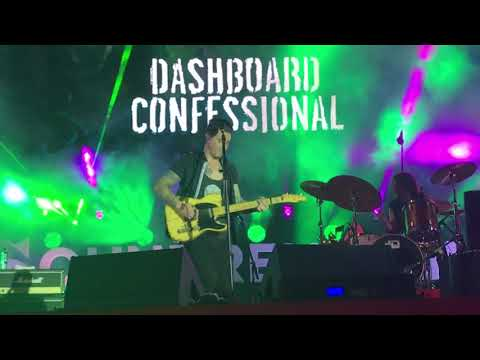 Dashboard Confessional Soundrenaline 2017 - We Fight (New Song)