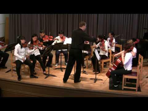 Symphony #10 in G Major, Finale W.A. Mozart